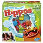 Hasbro Gaming Elefun & Friends Hungry Hungry Hippos Game Multicolour