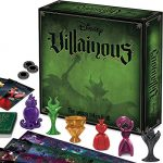 Ravensburger Disney Villainous Worst Takes It All - Expandable Strategy Family Board Games for Adults & Kids Age 10 Years Up - Playable as Stand-alone or Expansion